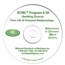 Getting Your Life Together with Personal Relationships after Divorce CD Number 38