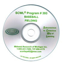 Baseball Fielding CD Number 393