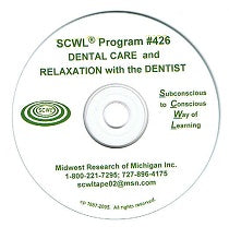 Dental Care and Relaxation with the Dentist CD Number 426