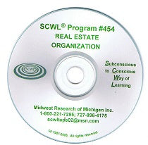 Real Estate Organization CD Number 454