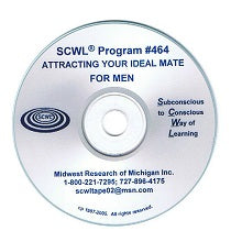 Attracting the Ideal Mate (for Men) CD Number 464