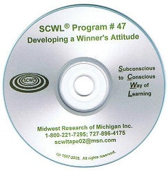Develop a Winners Attitude CD Number 47