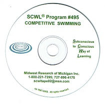 Competitive Swimming CD Number 495