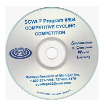 Competitive Cycling / Competition CD Number 504