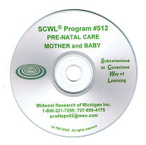Pre-Natal Care | Mother and Baby CD Number 512