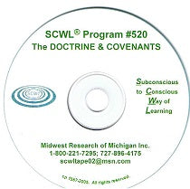The Doctrine and Covenants CD Number 520