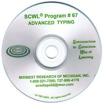 Advanced Typing CD Number 67