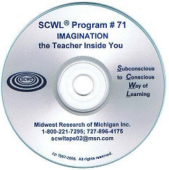 Imagination the Teacher Inside You CD Number 71