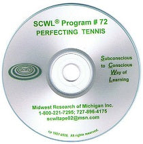 Perfecting Tennis CD Number 72