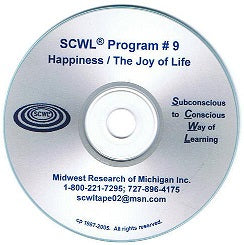 The Joy of Life / Showing Your Happiness CD Number 9