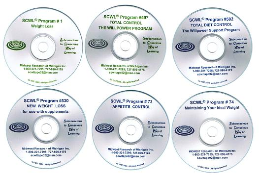 Weight Loss II - Six CD Set