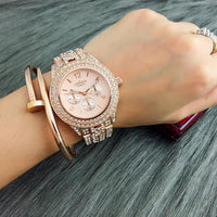 Top Selling Classic Women Full Diamond Dress Watch - Discount Jewelry Store
