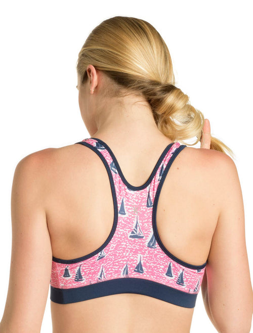 Sailor's Delight Sports Bra
