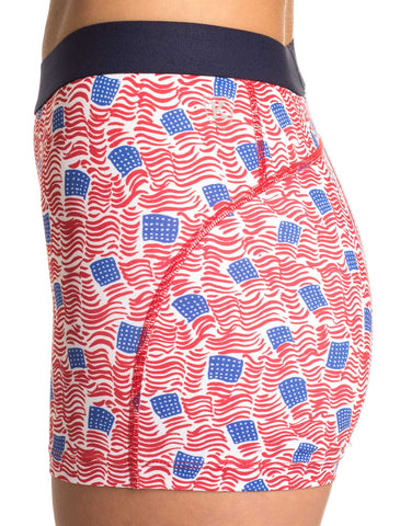 Patriotic Parfait Shorts