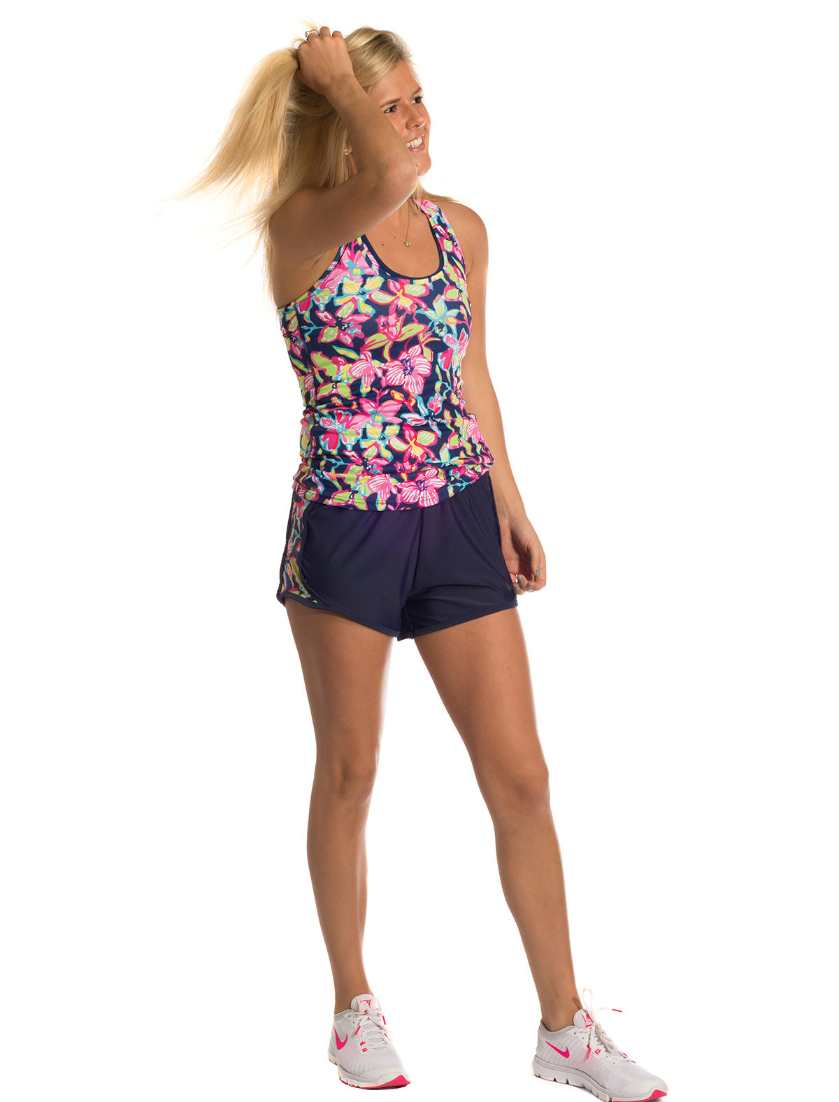 Orchid Lover Shorts