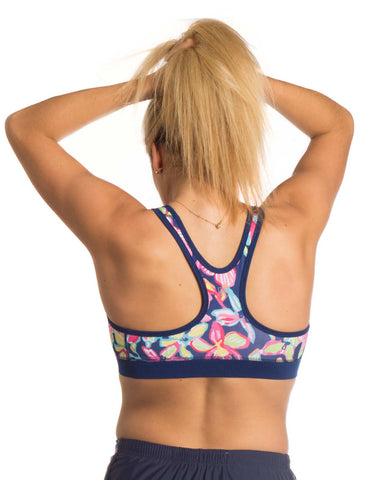 Scaled Back Sports Bra