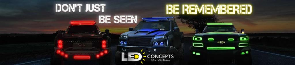 LED Concepts at NFC Performance