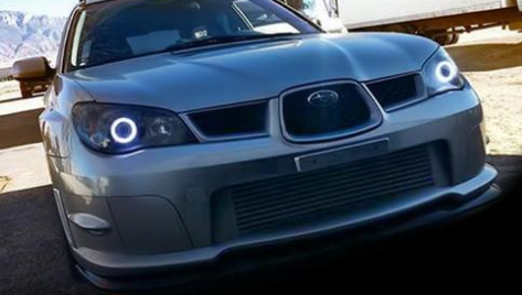 Plasma Halo Headlights for a Classic Halo Look