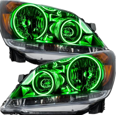 Best Halo Headlights with Custom Assemblies