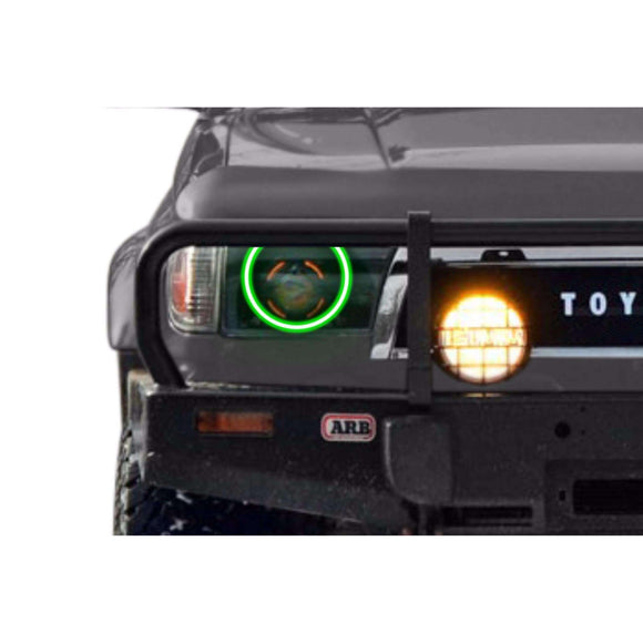 1990-1995 Toyota 4Runner Profile Prism (formerly ColorMorph) Halo Headlight Kits by LED Concepts™