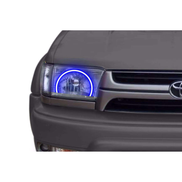 1999-2002 Toyota 4Runner Profile Prism (formerly ColorMorph) Halo Headlight Kits by LED Concepts™