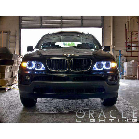 1999-2006 BMW X5 LED Headlight Halo Kit by Oracle™
