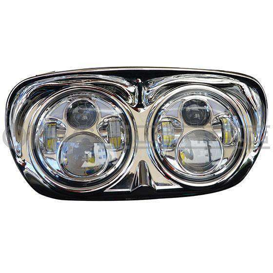 1999-2015 Harley Davidson Road Glide Replacement LED Headlight