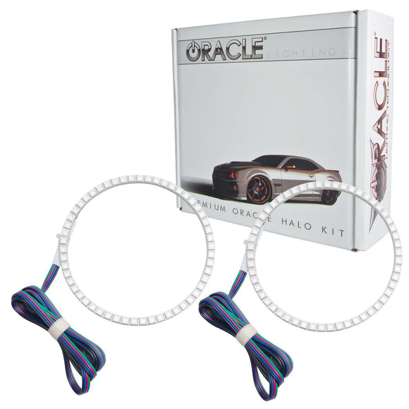2000-2006 GMC Denali ColorSHIFT LED Fog Light Halo Kit by Oracle™