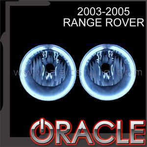 2003-2005 Range Rover LED Fog Light Halo Kit by Oracle™