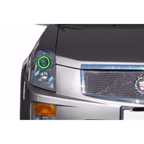 2003-2007 Cadillac CTS Profile Prism (formerly ColorMorph) Halo Headlight Kits by LED Concepts™