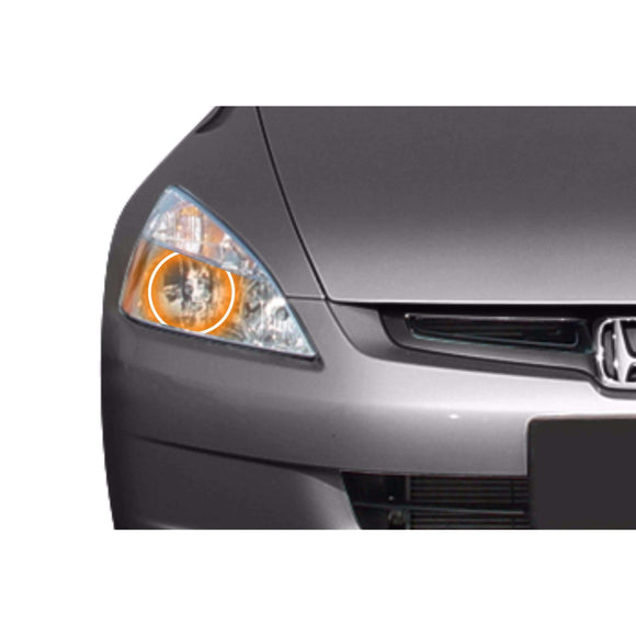 2003-2007 Honda Accord Profile Prism (formerly ColorMorph) Halo Headlight Kits by LED Concepts™