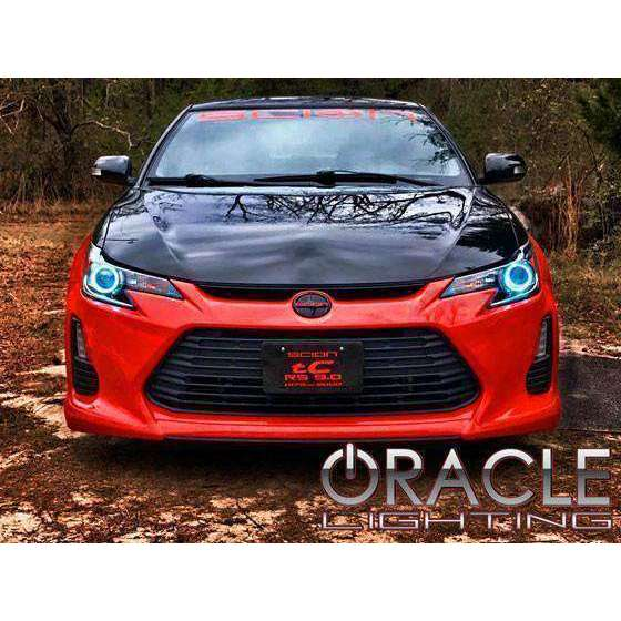 2003-2007 Scion tC LED Headlight Halo Kit by Oracle™