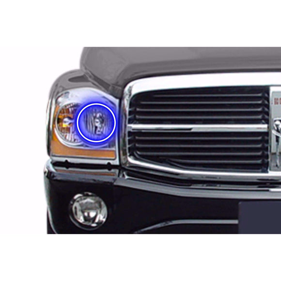 2004-2006 Dodge Durango Profile Prism (formerly ColorMorph) Halo Headlight Kits by LED Concepts™
