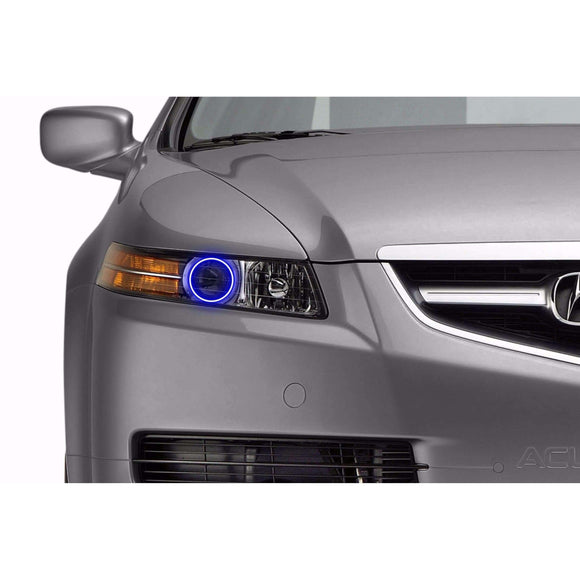 2004-2008 Acura TL Profile Prism (formerly ColorMorph) Halo Headlight Kits by LED Concepts™