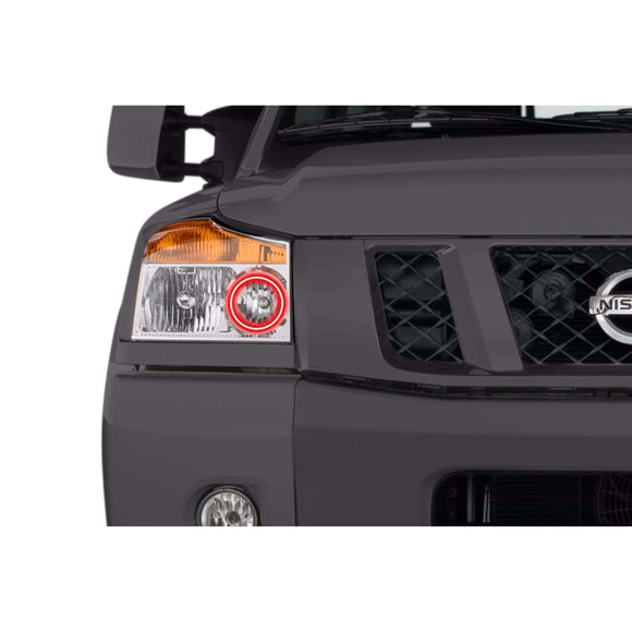 2004-2015 Nissan Titan Profile Prism (formerly ColorMorph) Halo Headlight Kits by LED Concepts™