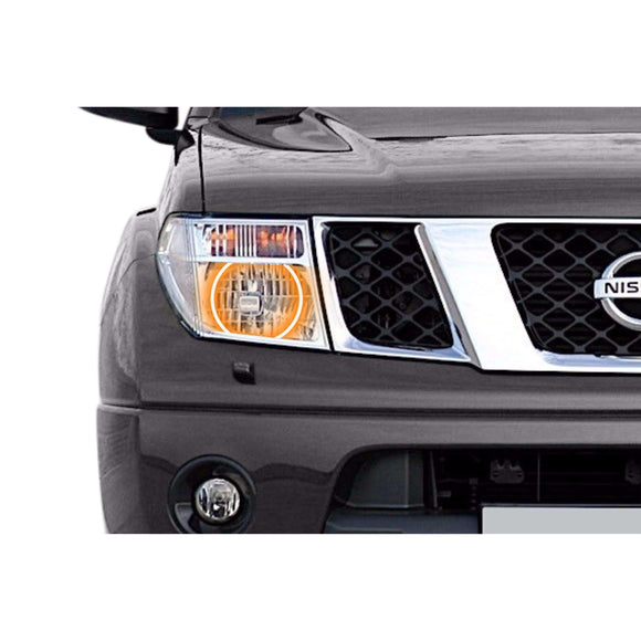 2005-2008 Nissan Frontier Profile Prism (formerly ColorMorph) Halo Headlight Kits by LED Concepts™