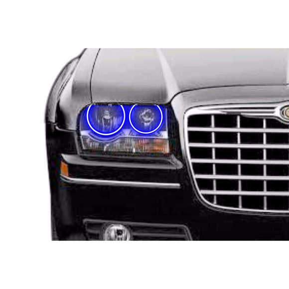 2005-2010 Chrysler 300/300C Profile Prism (formerly ColorMorph) Halo Headlight Kits by LED Concepts™