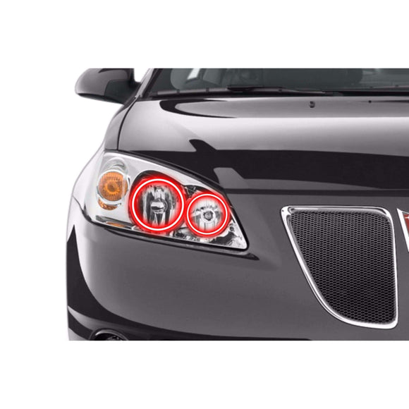 2005-2010 Pontiac G6 Profile Prism (formerly ColorMorph) Halo Headlight Kits by LED Concepts™
