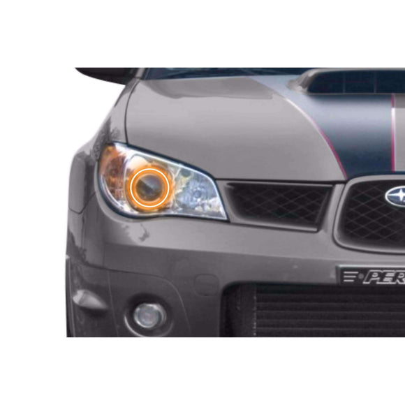2006-2007 Subaru WRX Profile Prism (formerly ColorMorph) Halo Headlight Kits by LED Concepts™