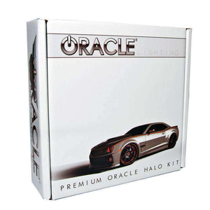 2006-2008 BMW 7 Series Plasma Headlight Halo Kit by Oracle™