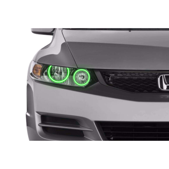 2006-2008 Honda Civic Coupe Profile Prism (formerly ColorMorph) Halo Headlight Kits by LED Concepts™