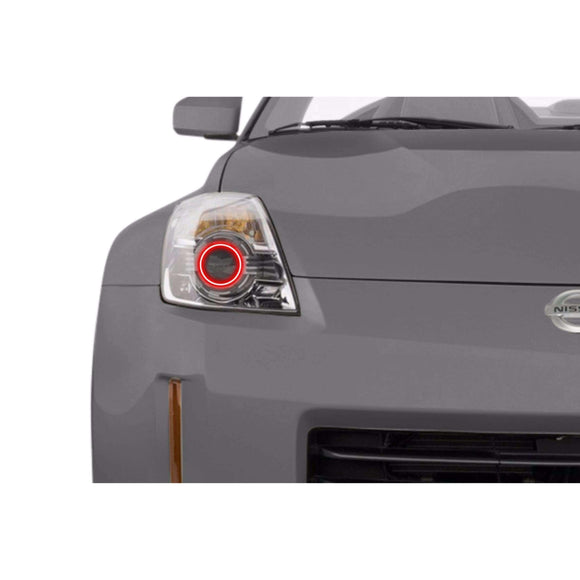 2006-2008 Nissan 350Z Profile Prism (formerly ColorMorph) Halo Headlight Kits by LED Concepts™