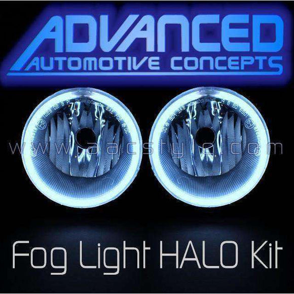 2007-2008 Chrysler Pacifica LED Fog Light Halo Kit by Oracle™