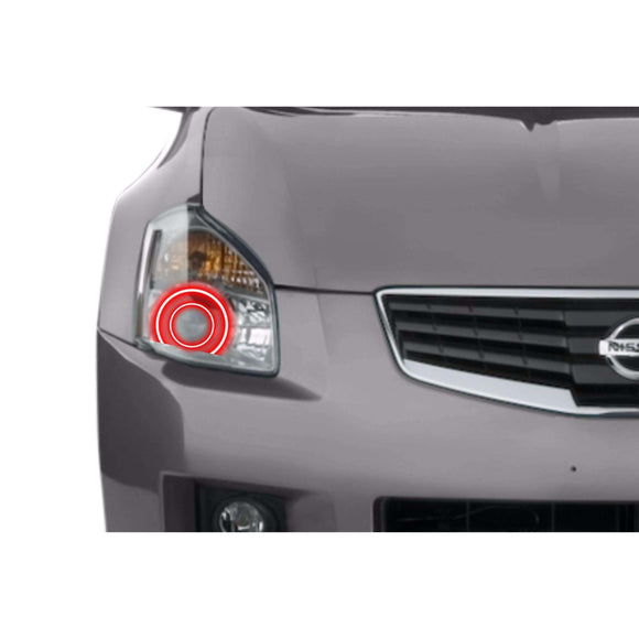 2007-2008 Nissan Maxima Profile Prism (formerly ColorMorph) Halo Headlight Kits by LED Concepts™