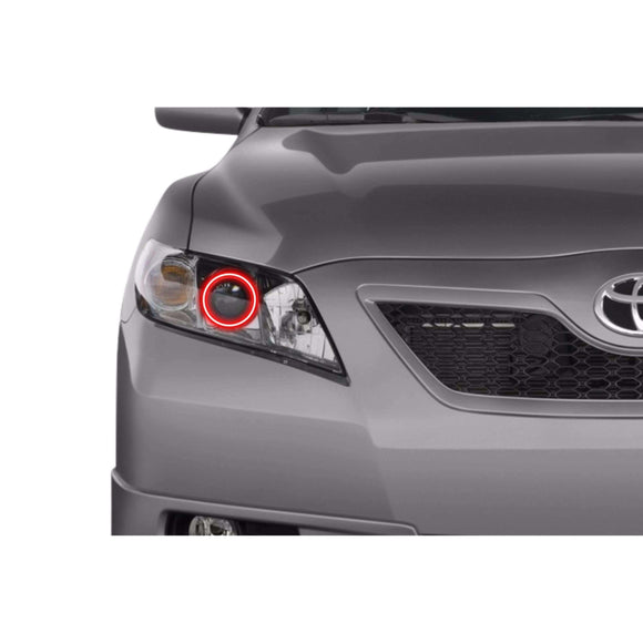 2007-2009 Toyota Camry Profile Prism (formerly ColorMorph) Halo Headlight Kits by LED Concepts™