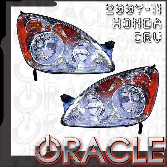 2007-2011 Honda CRV LED Pre-Assembled Oracle™ Halo Headlights