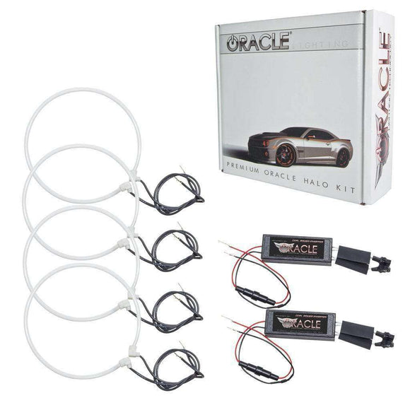2007-2012 GMC Acadia LED Headlight Halo Kit by Oracle™