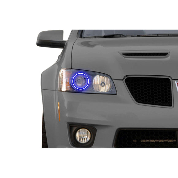 2008-2009 Pontiac G8 Profile Prism (formerly ColorMorph) Halo Headlight Kits by LED Concepts™