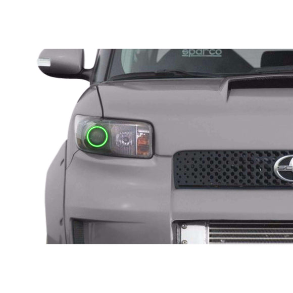 2008-2010 Scion xB Profile Prism (formerly ColorMorph) Halo Headlight Kits by LED Concepts™