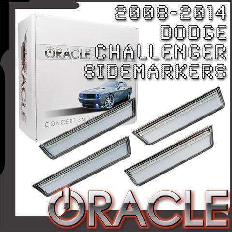 2008-2014 Dodge Challenger LED Side Markers by Oracle™